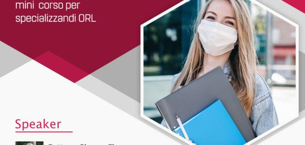 """""""La gestione del laringectomizzato"""" – Mini Corso per Specializzandi ORL"""