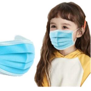 mascherina chirurgica pediatrica per bambini