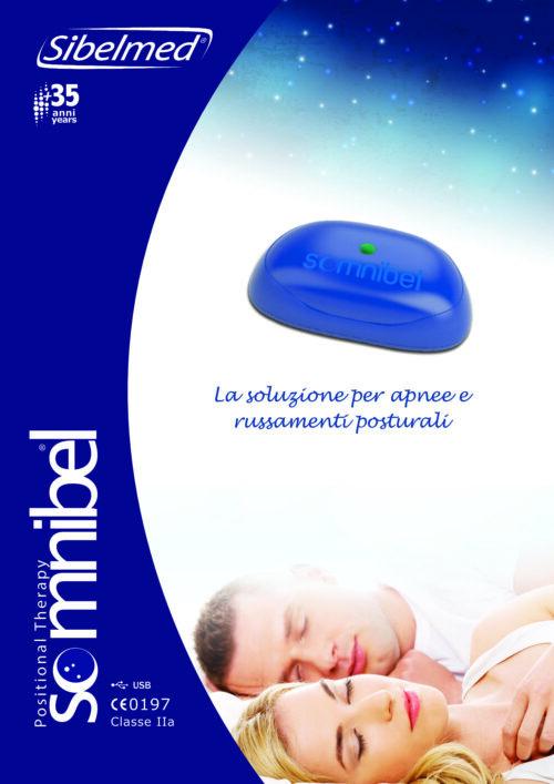 Somnibel Dispositivo per Terapia Posturale per il Sonno e Apnee Notturne