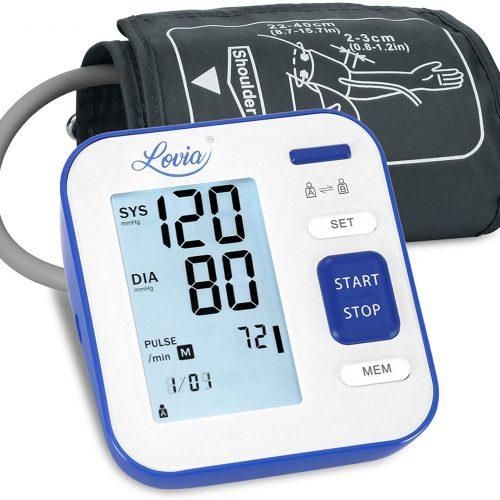 misuratore pressione da braccio misuratore pressione sangue